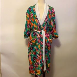 Vintage Victoria's Secret Gold Label Robe